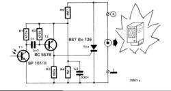 elektor 13 juillet 1979 2 montages de flash esclave bas sur des transistors avec une. Black Bedroom Furniture Sets. Home Design Ideas